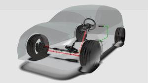 Что такое рулевая тяга и для чего нужна
