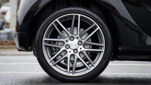 Что такое радиус колеса автомобиля и чему равен